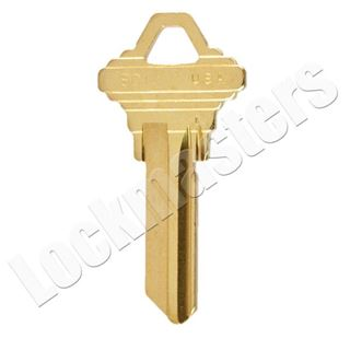 Picture of Taylor Schlage Key Blank - Bulk Pack of 250