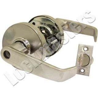 Picture of Sargent 10-Line Electrified Cylindrical Lock: Satin Chrome