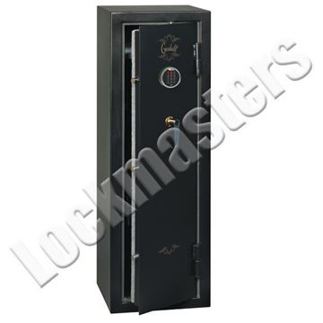 "Picture of Gardall GF Model 55-1/4""H x 17-3/4""W x 16""D Gun Safe with S&G Titan Electronic Lock"