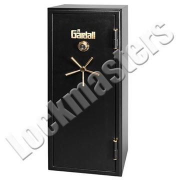 "Picture of Gardall GF Model 59""H x 24""W x 22""D Gun Safe with UL Group II Combination Lock"