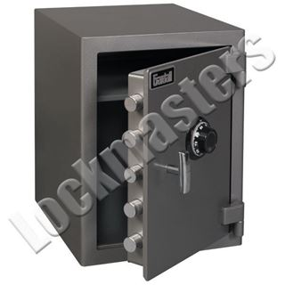 "Picture of Gardall  20 1/2"" W x 15 3/4""H x 18 1/4"" D ""B"" Rate Burglary Safe  with S&G Group 2 Mechanical Lock"