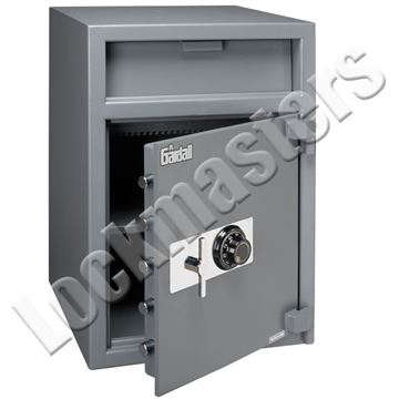 """Picture of Gardall 29 1/2"""" H x 19 1/2"""" W x 17"""" D Light Duty Cash Management Safe with S & G Group 2 Mechanical Lock"""