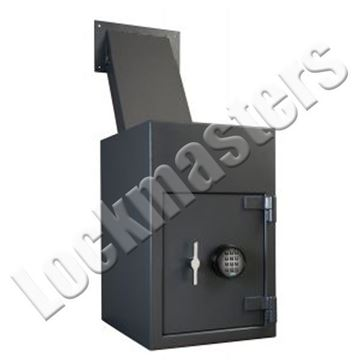 """Picture of AMSEC 25"""" h X 16"""" w X 20"""" d Deposit Safe with ESL20 Electronic Safe Lock"""