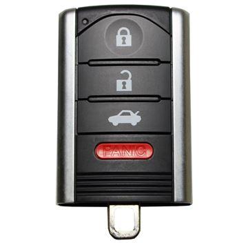 Picture of Acura 4 Button Remote: 09-14