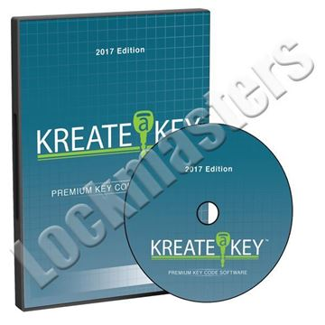 Picture of Kreate-A-Key Stand Alone Software