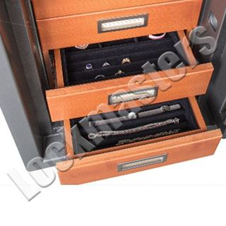 Picture of Gardall 4 Drawer Storage Cabinet