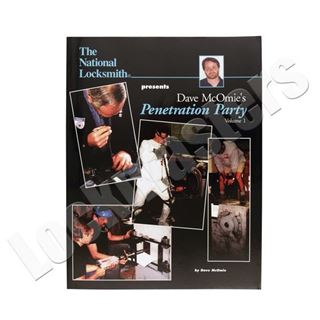 Picture of Dave McOmie's Penetration Party Book