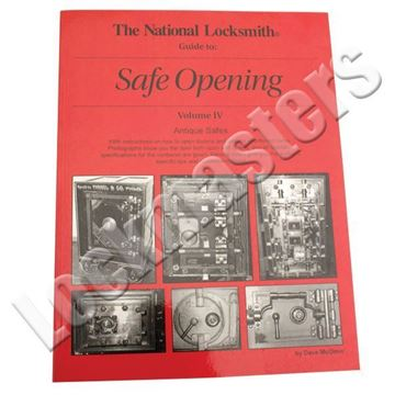 Picture of Dave McOmie Safe Opening Volume 4