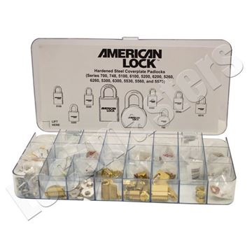 Picture of American Lock Pin and Service Kit