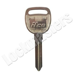 Picture of Ilco Dormakaba Vehicle Key Blank