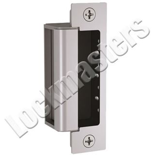 Picture of HES 1600 Series Electric Strike for Latchbolt Locks; 1LB Faceplate Set