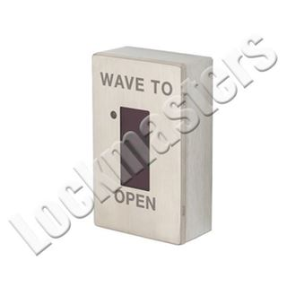 Picture of Schlage Locknetics  Wave Sense Touchless Infrared Sensor Switch