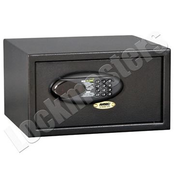 """Picture of AMSEC In Room Electronic Safe:  8-13/16"""" H x 15-13/16"""" W x 12"""" D"""