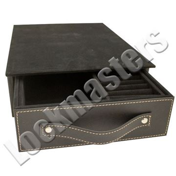 Picture of AMSEC Jewelry Drawer  Black Felt-Lined
