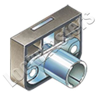 """Picture of CompX Timberline Drawer Locks 280 Series 9/32"""" Cam Setback: 13/16"""" Cam Extension: 3/8"""" Cam Throw"""