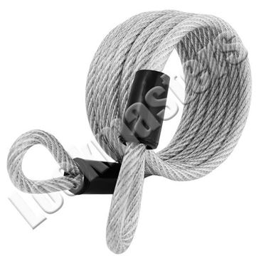 Picture of Master Lock 6' Long Looped End Cable