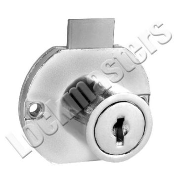 """Picture of CompX National 15/16"""" Drawer Deadbolt Lock"""