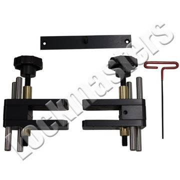 Picture of Lock Installation Clamp System