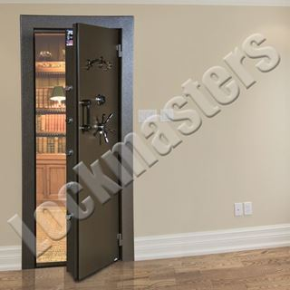 Picture of AMSEC BFQ Series 80x36 Vault Door
