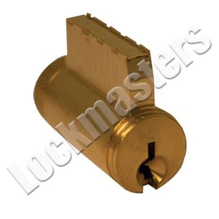 Picture of Schlage E Keyway 606 Multiple Tailpiece Cylinder Key Section: Conventional