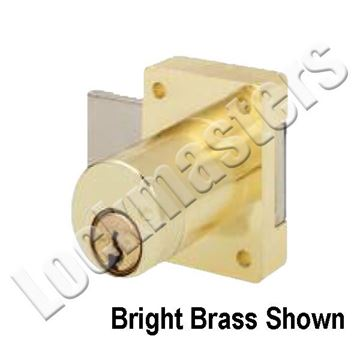 """Picture of ASSA ABLOY Twin 6000 Classic Twin Model 700AS  1-3/8"""" Door Cabinet Lock"""