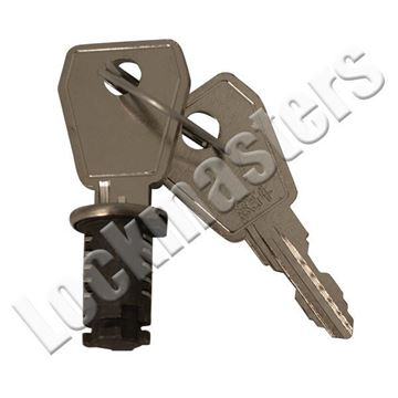 Picture of S&G Cam Lock Assembly with 2 Keys