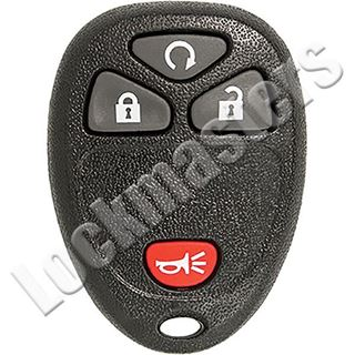 Picture of GM 4 Button Remote Keyless Entry