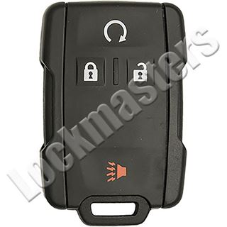 Picture of Ilco GM 4 Button Remote Keyless Entry (433 mhz)
