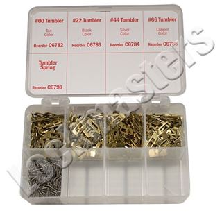 Picture of CompX National Disc Tumbler Pinning Kit