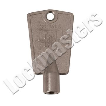 Picture of CompX National Freezer Lock Key