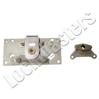 Picture of Von Duprin Exit Device Backplate Conversion Kit: Satin Chrome