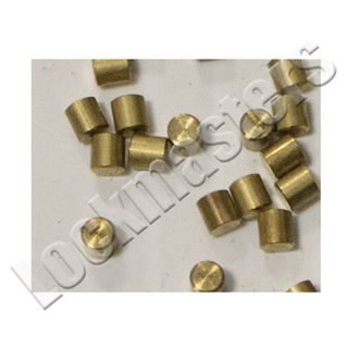 Picture of Best Access Cylinder Core Key Blank Pin: #9
