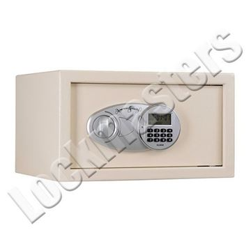 "Picture of AMSEC 8-13/16"" x 16-11/16"" Electronic Security Safe"