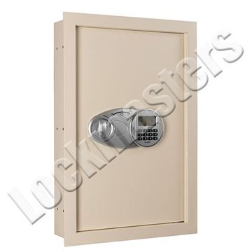 "Picture of Amsec Wall Safe 21""H x 13.875""W x 4""D"