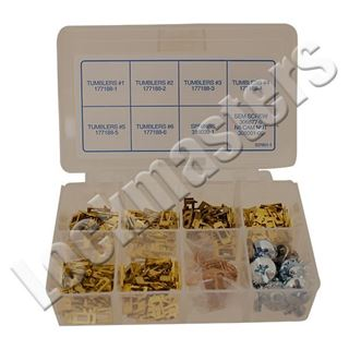 Picture of CompX Fort RKK130 Cam Lock Wafer Rekeying Kit