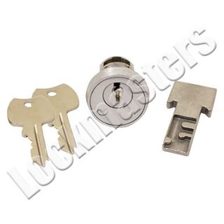 Picture of Olympus T-Bolt Lock; Key Code 100