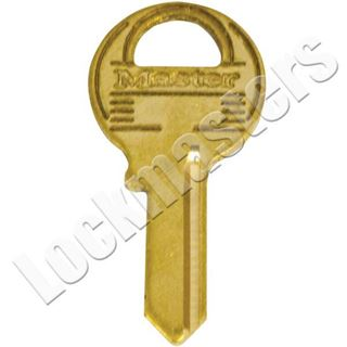 Picture of Master Lock Original Key Blanks - 1K Keyway 4 Pin