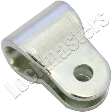 "Picture of Master Lock Shackle Collar for 1/4"" Shackle with Rivet"