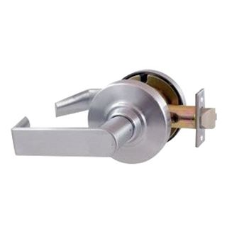 Picture of Schlage Heavy Duty Passage Cylindrical Lock: Satin Chrome