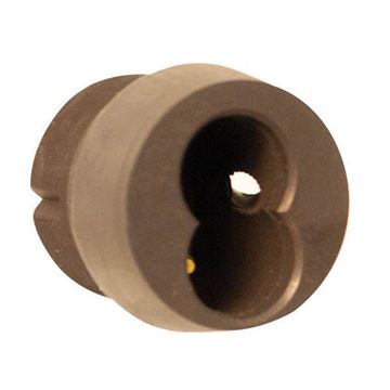 Picture of Arrow Mortise Housing for Plus Cores CAM - 6 Pin Std: Dark Bronze