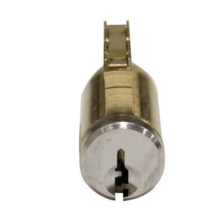 Picture of Ilco Dormakaba Cylinder Lock: Key-In-Knob: Satin Chrome