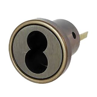 Picture of Schlage Full Size IC Rim: Oil Rubbed Bronze