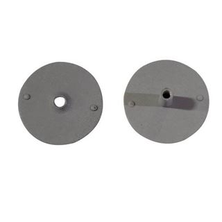 """Picture of Don Jo Hole Filler Plate: 1-7/8"""": Prime Coated"""