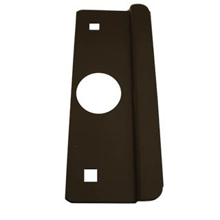 Picture of Don Jo Latch Protector for Aluminum Entrance Door: Duro
