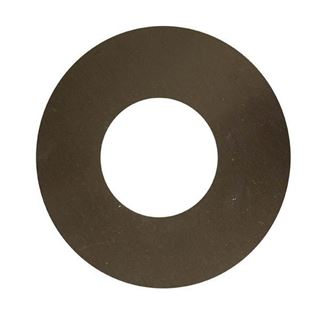 """Picture of Don Jo 3-1/2"""" Scar Plate: Stainless Steel"""